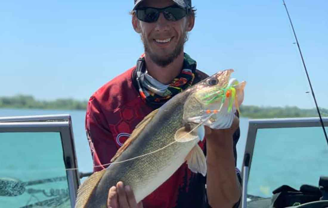 Hugo Lafrance - équipe Dreamfishing